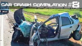 Russian Car Crash compilation of road accidents #8 July 2020