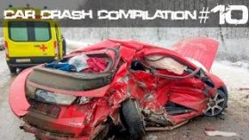 Russian Car Crash compilation of road accidents #10 JANUARY 2021