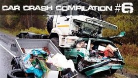 Russian Car Crash compilation of road accidents #6 April 2020