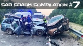 Russian Car Crash compilation of road accidents #7 July 2020