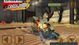 Mad Car Crash Derby Extreme Racing