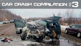 Russian Car Crash compilation of road accidents #3 January 2020
