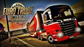 Euro Truck Simulator 2 Multiplayer #73
