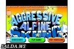 Играть в Aggressive Alpine Skiing