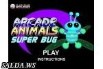 Играть в Arcade Animals. Super Bug