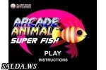 Играть в Arcade Animals. Super Fish