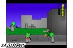 Madness Combat. Zombie Attack Mod