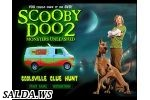 Scooby-Doo 2. Cullsville Clue Hunt