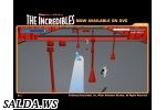 Играть в The Incredibles. Thin Ice
