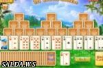 Играть в Three Towers Solitaire