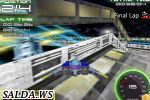 Играть в Spaceship Racing 3D