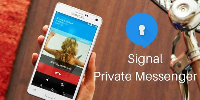 Скачайте Messenger Signal и общайтесь без препятствий