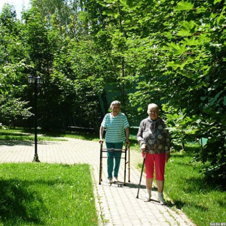 Дом престарелых салда как получить госзаказ для частного дома престарелых