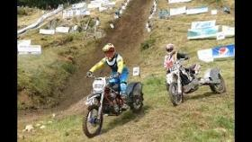 Hill climbing competition on motorcycles 3