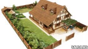 Жилые на флэту на садах не запрещается строить! Закон по отношению садоводческих да огороднических товариществах принят