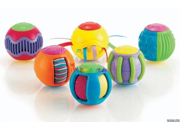 Сенсорная игрушка
